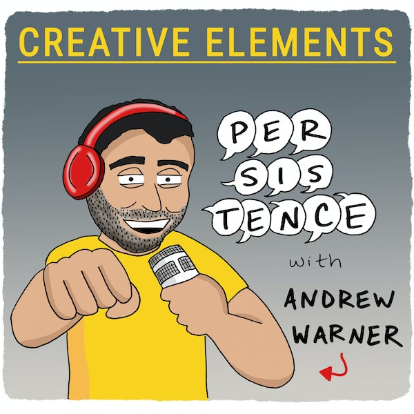 #76: Andrew Warner [Persistence] – How to be a better conversationalist with the host of 2,000+ interviews Image