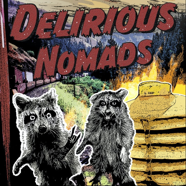 Delirious Nomads: Comedian Brad Williams Image