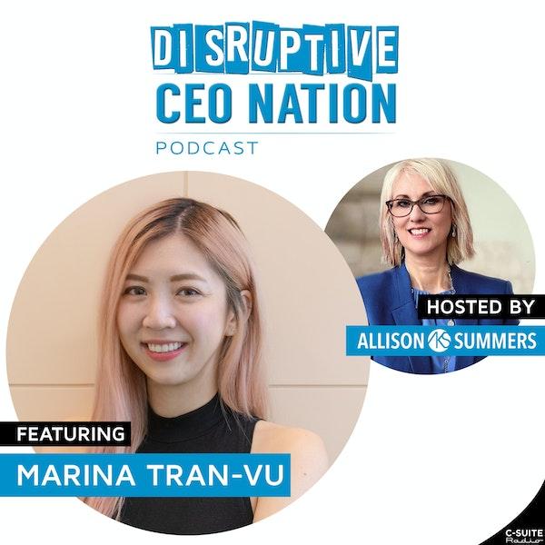 EP 107 Marina Tran-Vu, Founder &  CEO EQUO, Ho Chi Minh City Image
