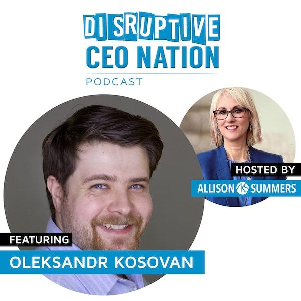 EP 72 Oleksandr Kosovan – Founder & CEO of MacPaw, Founder of SetApp Image