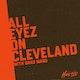 All Eyez on Cleveland podcast Album Art