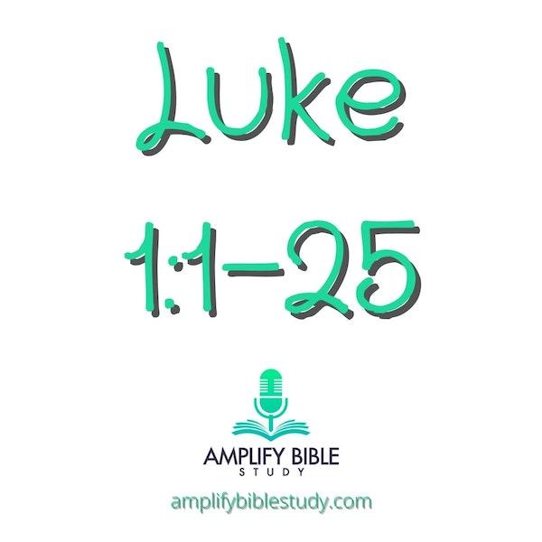 Luke 1:1-25 Image