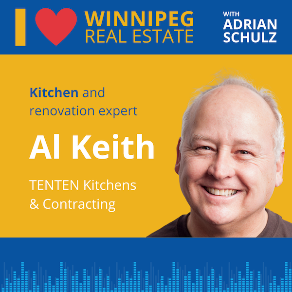 Al Keith on buying and renovating his River Heights home Image