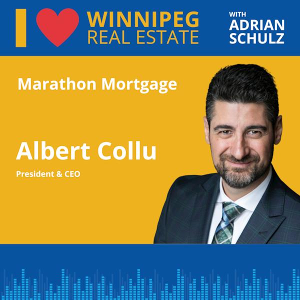 Albert Collu on Marathon Mortgage Image