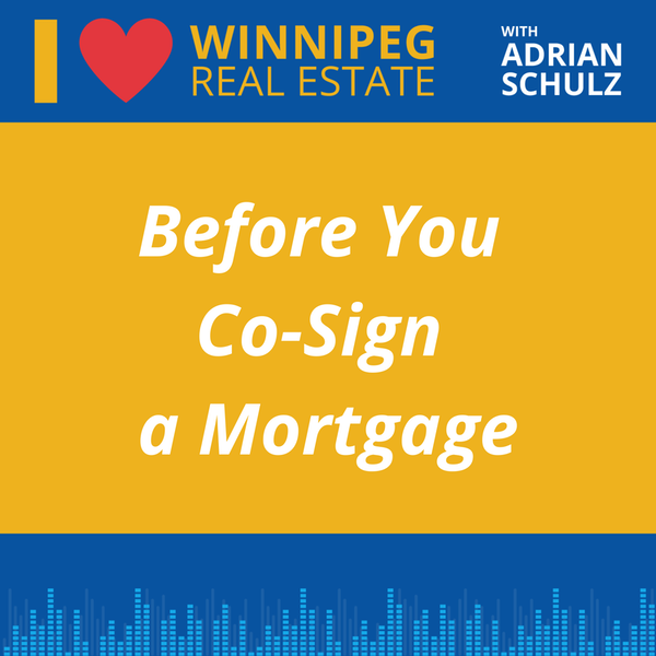 Before You Co-Sign a Mortgage Image