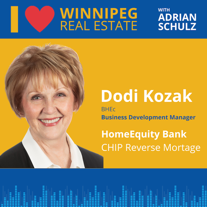 Dodi Kozak on the CHIP Reverse Mortgage by HomeEquity Bank