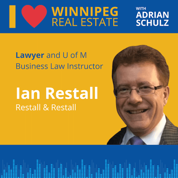 Ian Restall on choosing a real estate lawyer, closing costs, and holding companies