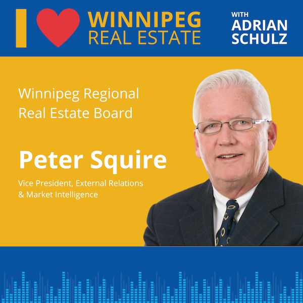 Peter Squire on the current state of the Winnipeg regional real estate market as of mid-2021 Image