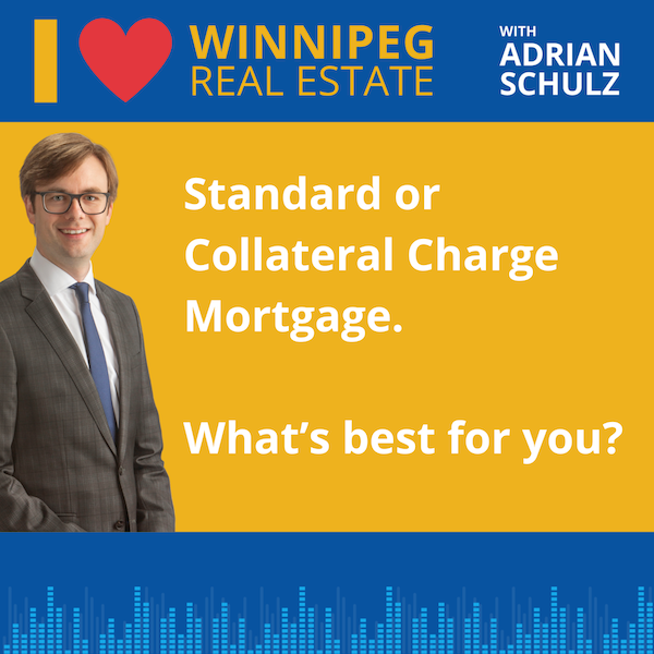 Standard or Collateral Charge Mortgage Image