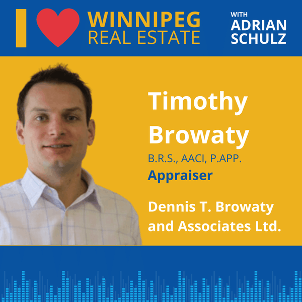 Timothy Browaty on residential property appraisals Image