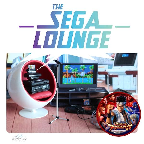 155 - Virtua Fighter 5 Ultimate Showdown Round Table Image