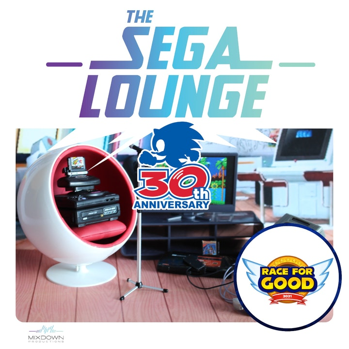 Episode image for 158 - The SEGA Lounge Challenge - Sonic's 30th Anniversary Edition
