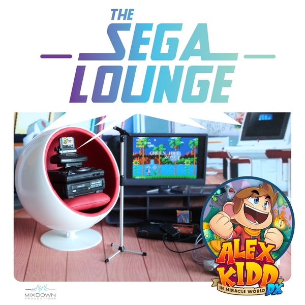160 - Alex Kidd in Miracle World DX Round Table Image