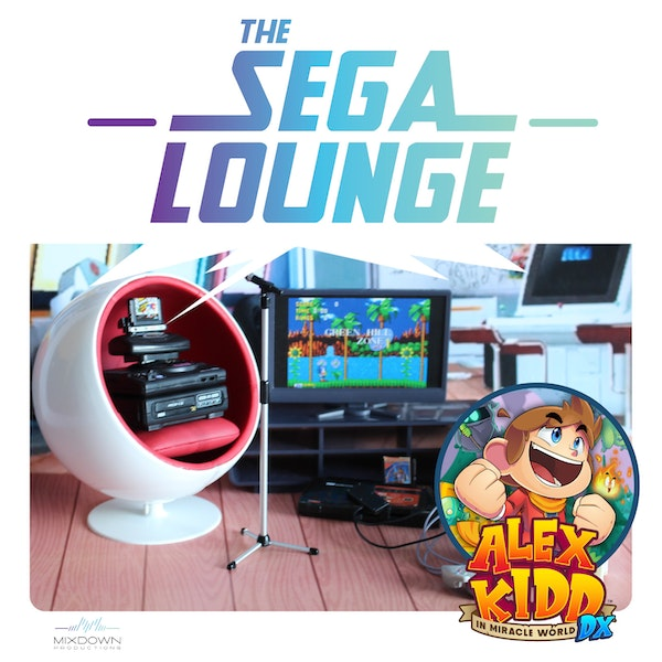 160 - Alex Kidd in Miracle World DX Round Table