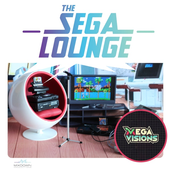 162 - Mega Visions Magazine with Graham Image