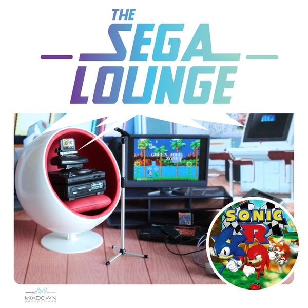 """SUMMER SERIES: Sonic R by Dan """"The Mega"""" Driver Image"""