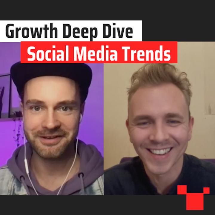 Social Media Trends met Dennis de Winter - Growth Deep Dive #11 met Jordi Bron