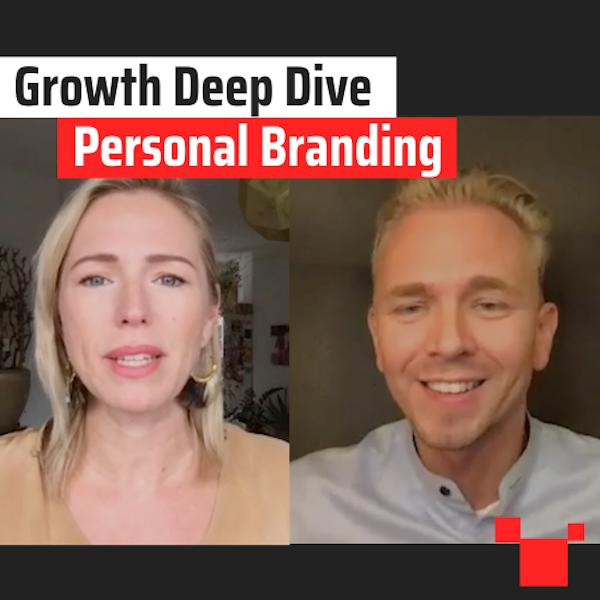 Personal Branding met Denise Pellinkhof - Growth Deep Dive #1 met Jordi Bron Image