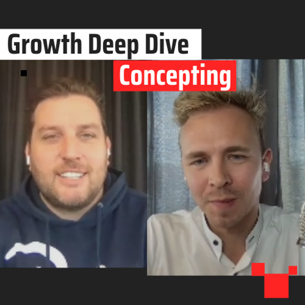 Concepting met Ron Simpson - #16 Growth Deep Dive Image