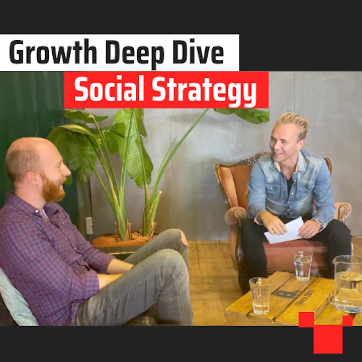 Social Strategy met Michel Ariëns - Growth Deep Dive #4 met Jordi Bron