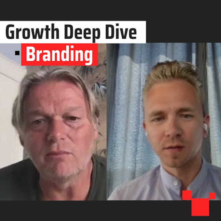 Branding met Marc Oosterhout - #22 Growth Deep Dive