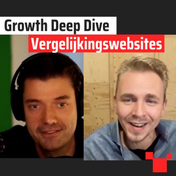 Vergelijkingswebsites met Victor Reassen - Growth Deep Dive #12 met Jordi Bron