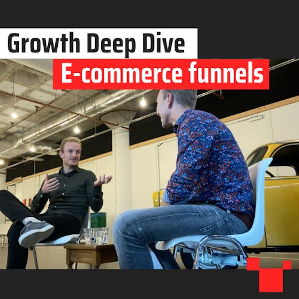 E-commerce Funnels met Ewoud Uphof - Growth Deep Dive #6 met Jordi Bron