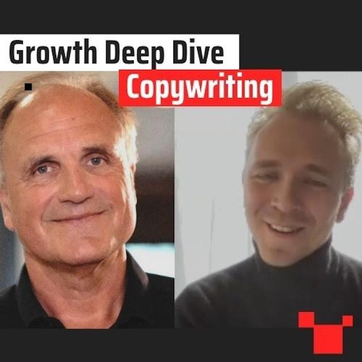 Copywriting met Eric Hall -#19 Growth Deep Dive Podcast