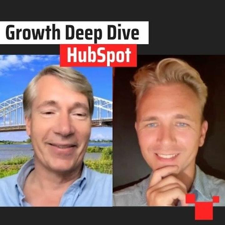 HubSpot met Klaas Klunder | #24 Growth Deep Dive Podcast