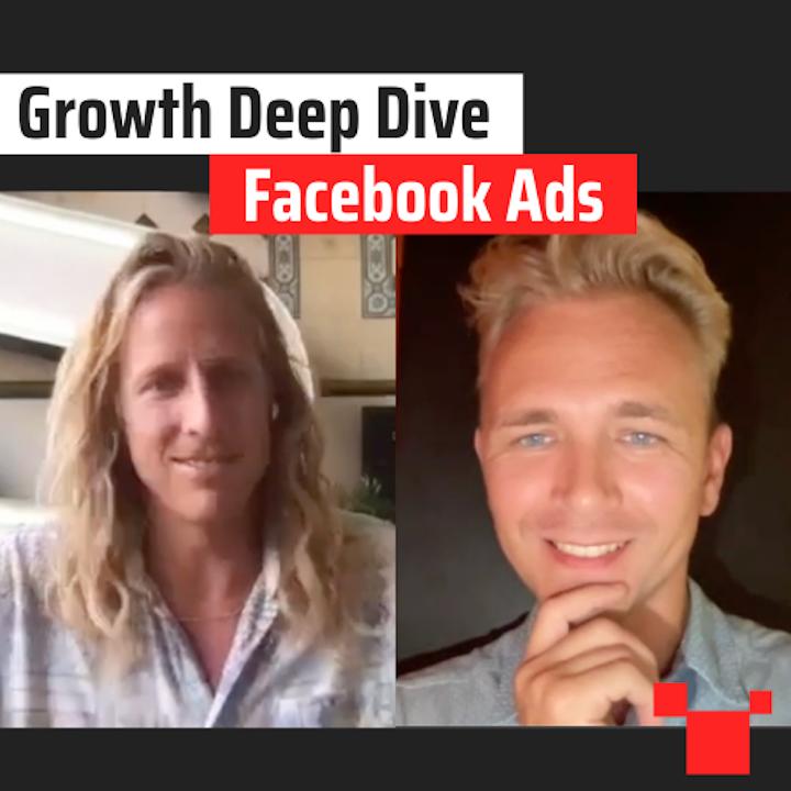 Facebook Ads met Chris van der Krieke | #25 Growth Deep Dive Podcast