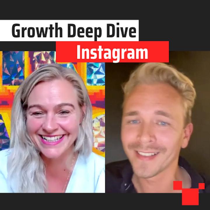 Instagram met Kirsten Jassies | #26 Growth Deep Dive Podcast