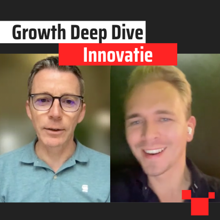 Innovatie met Rody Vonk | #27 Growth Deep Dive Podcast