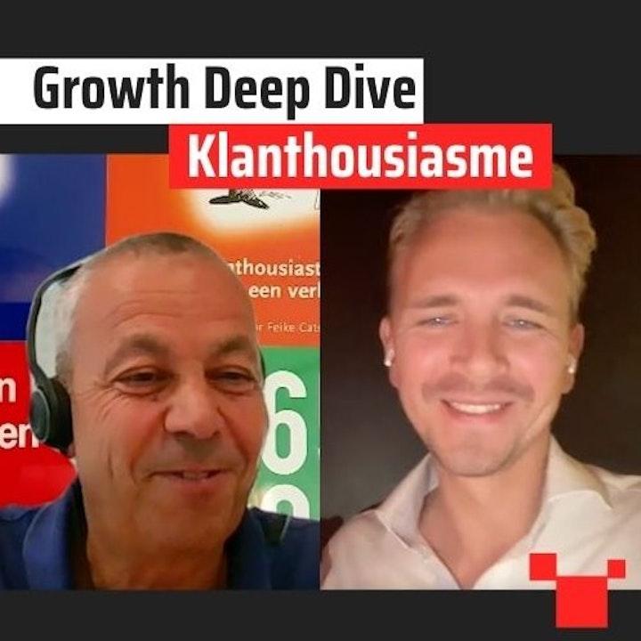 Klantthousiasme met Feike Cats  #31 Growth Deep Dive Podcast