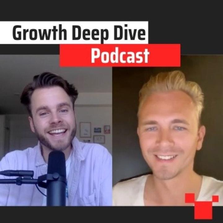 Podcasten met Sander Timmermans | #28 Growth Deep Dive Podcast