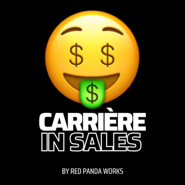 Carrière in sales #21 🤑 Sales Podcast Image