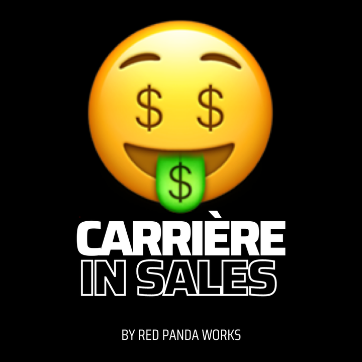 Carrière in sales #21 🤑 Sales Podcast