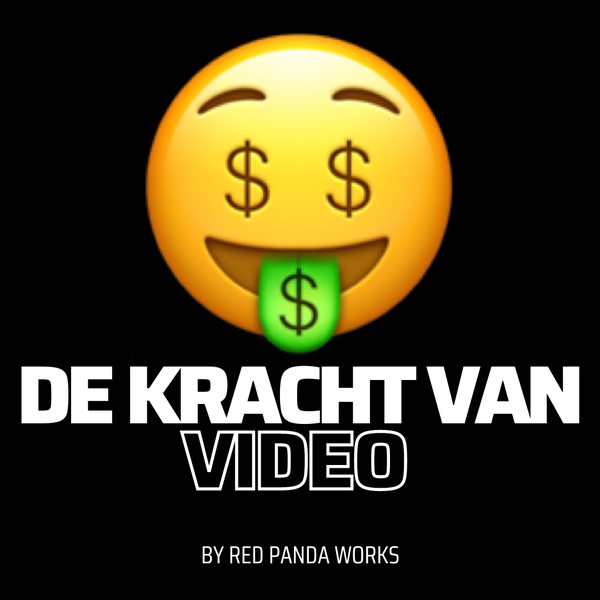 Kracht van video - #13 🤑  Sales Podcast Image