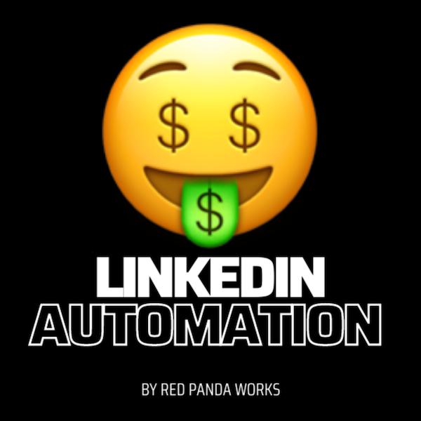 LinkedIn Automation - #6 🤑  Sales Podcast Image
