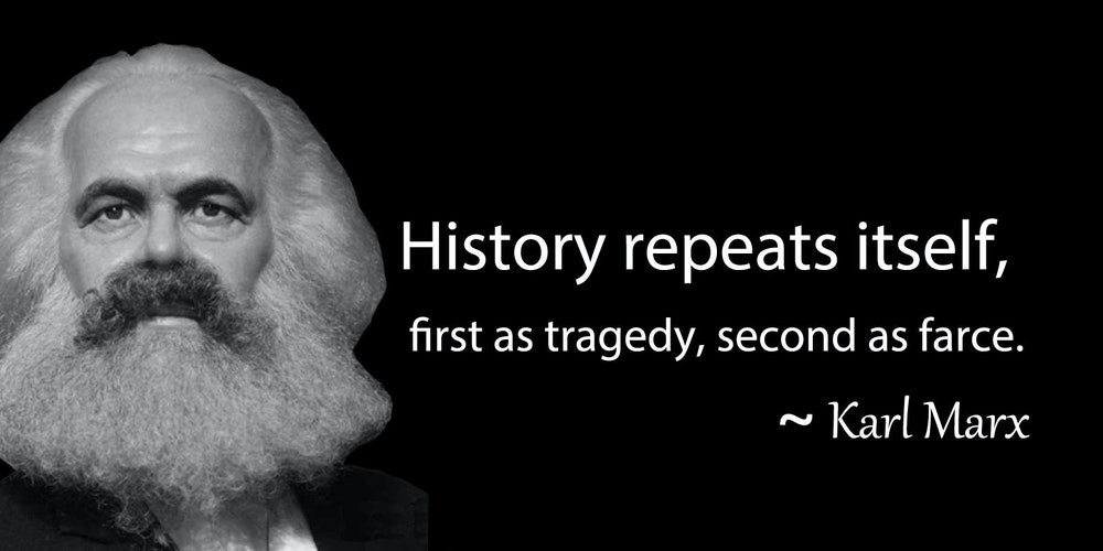 Ep. 73 - Is History Repeating