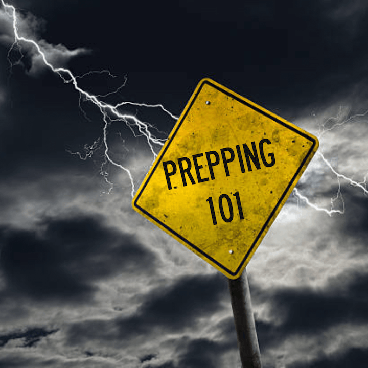 Ep. 87 - Prepping 101