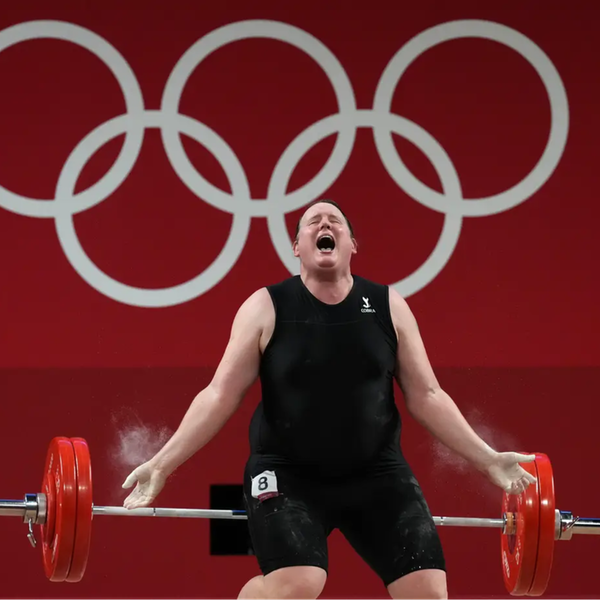 Ep. 90 - Olympics Disaster Image