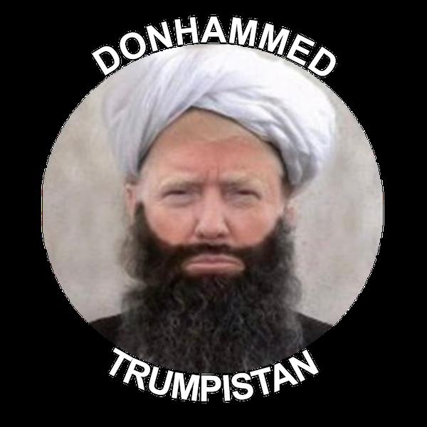 Ep. 95 - Donhammed Trumpistan Image