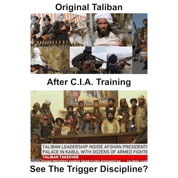 Ep. 96 - Arming The Taliban Image