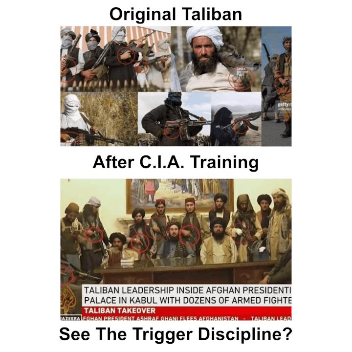 Ep. 96 - Arming The Taliban
