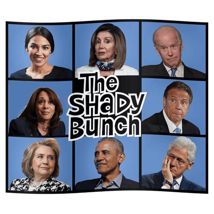 Ep. 74 - The Shady Bunch