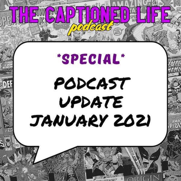 Podcast Update January 2021