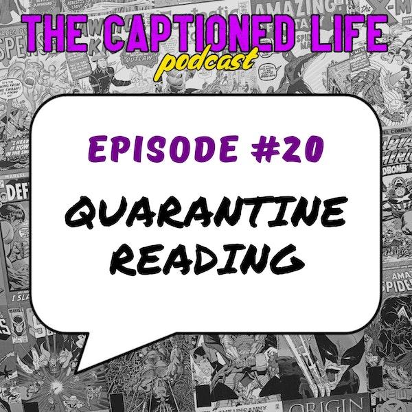 #20 Quarantine Reading