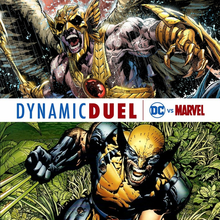 Hawkman vs Wolverine