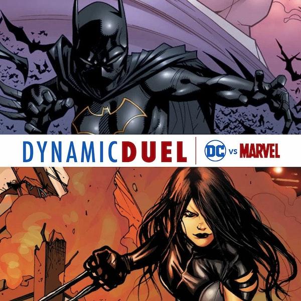 Batgirl (Cassandra Cain) vs X-23 Image