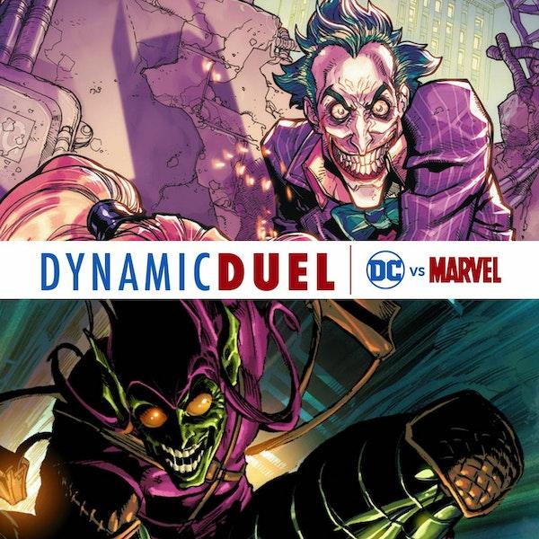 Joker vs Green Goblin Image